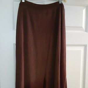 Talbots Midi Skirt with back Slit